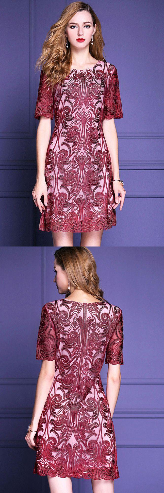 1452 best Vestidos images on Pinterest | Block dress, Asian fashion ...