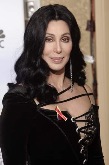 singer actress Cher   ...
