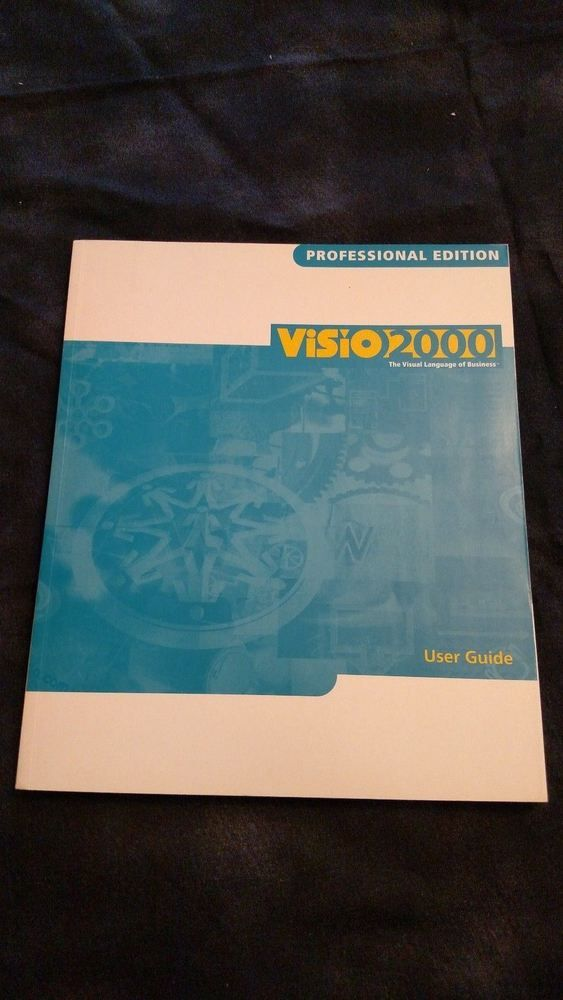 Visio2000 Professional Edition User Guide #UserGuide