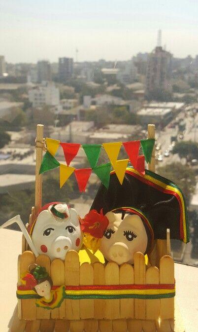 Palquito-Garabato #puerquitoscarnavaleros #carnavaldebarranquilla