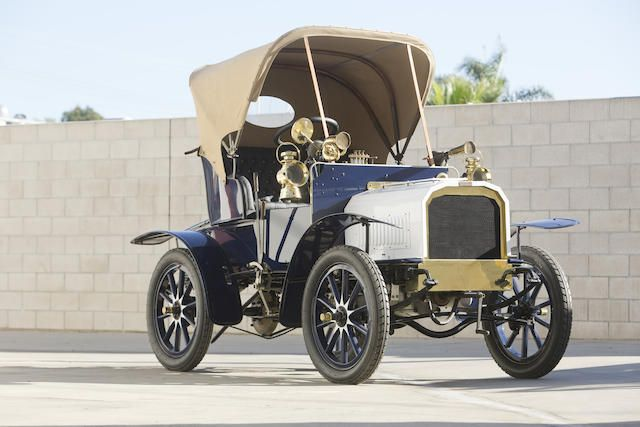 1904 Humber 8.5HP Twin-Cylinder Two Seater