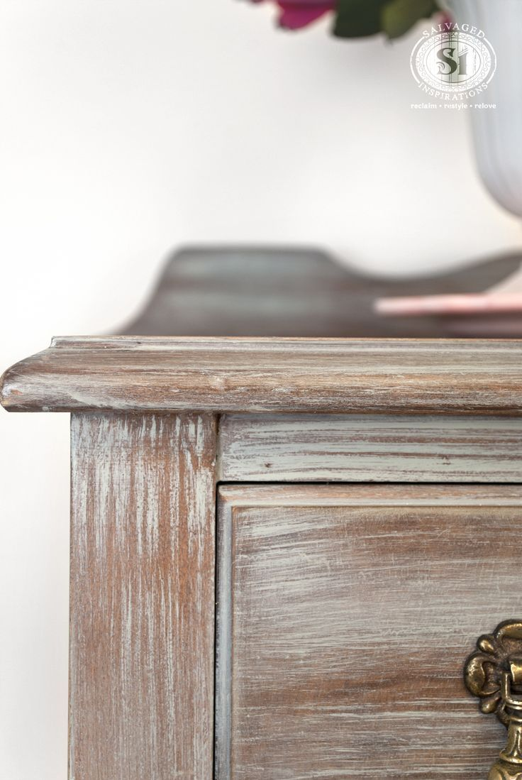 How To Antique Wood Furniture With Paint Best Color