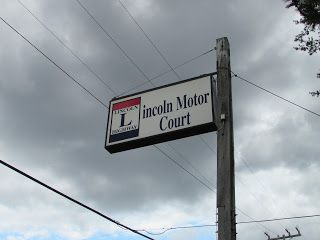 Interesting Pennsylvania and Beyond: Lincoln Motor Court, Lincoln Highway, Bedford Coun...