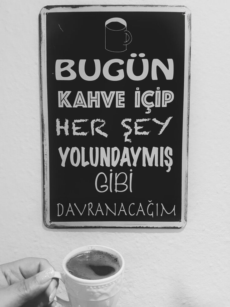 #kahve #coffee #love #words #sözler ☕✌