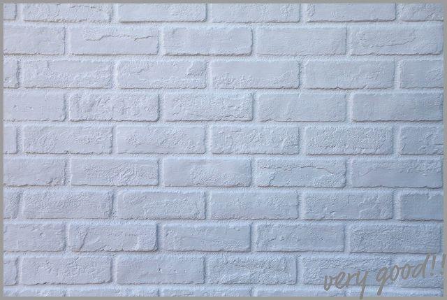 レンガタイルの壁に味付けを の画像 Hughome Blog