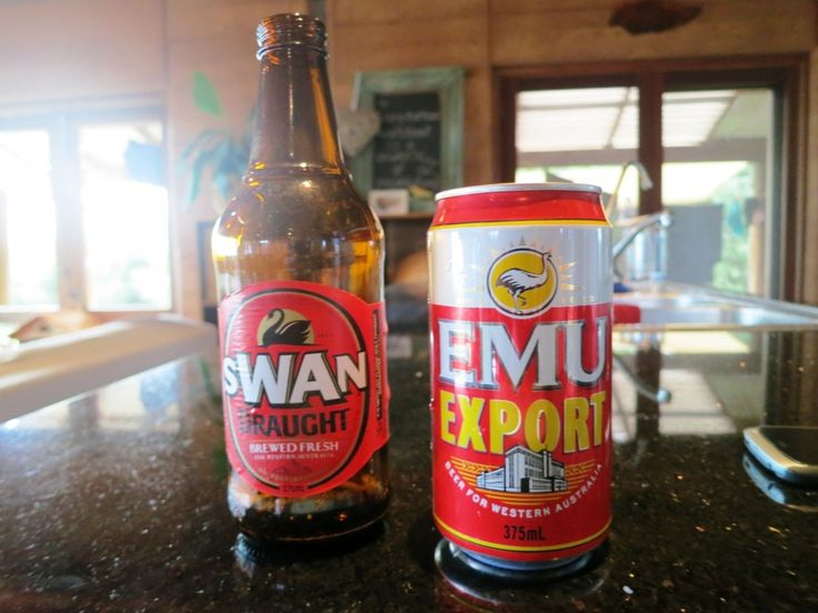 Brew Review : Swan vs. Emu