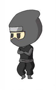Ninja Chibi - Manga / Anime Tutorial #manga #anime #tutorials #chibi #ninja