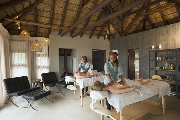 Indulge in blissful relaxation at Mhondoro.