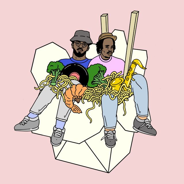 Earl Sweatshirt Stay Inside with Knxwledge: Stretch The Jazz Out | Red Bull Radio