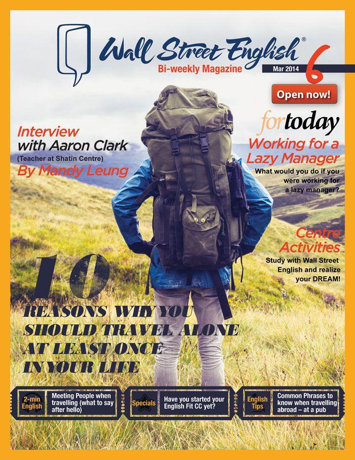 wall street english bi weekly magazine no 6 10 reasons on wall street english id=61874