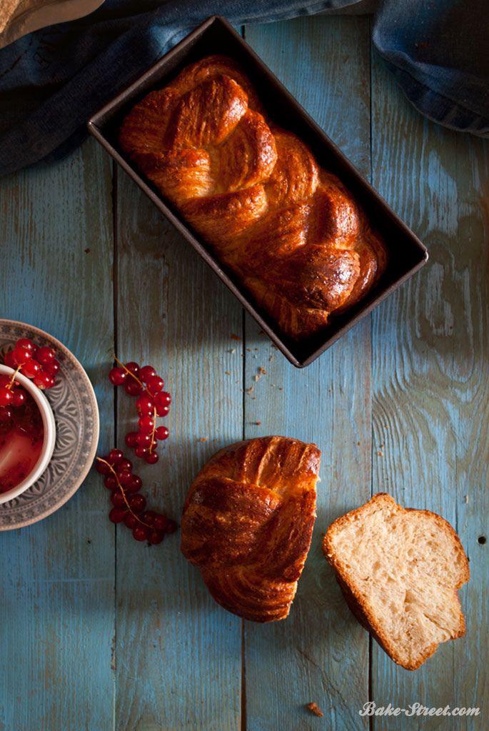 Puff pastry bread - Pan de hojaldre