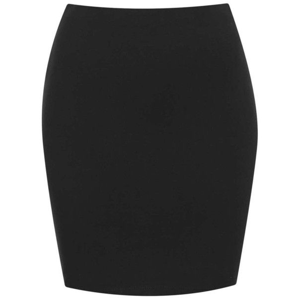 17 Best ideas about Black Tube Skirt on Pinterest | Minimal ...