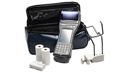 DataFlight Canon GT10 handheld terminal All in One