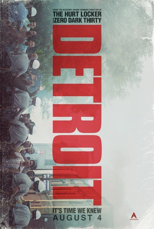 Detroit (2017) Full Movie Streaming HD