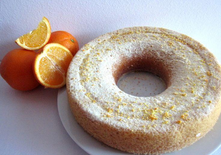 Jarita's Cookies: Bizcocho Rápido de Naranja