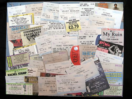 Best 25+ Gig tickets ideas on Pinterest Concert tickets, Concert - ticket collector sample resume