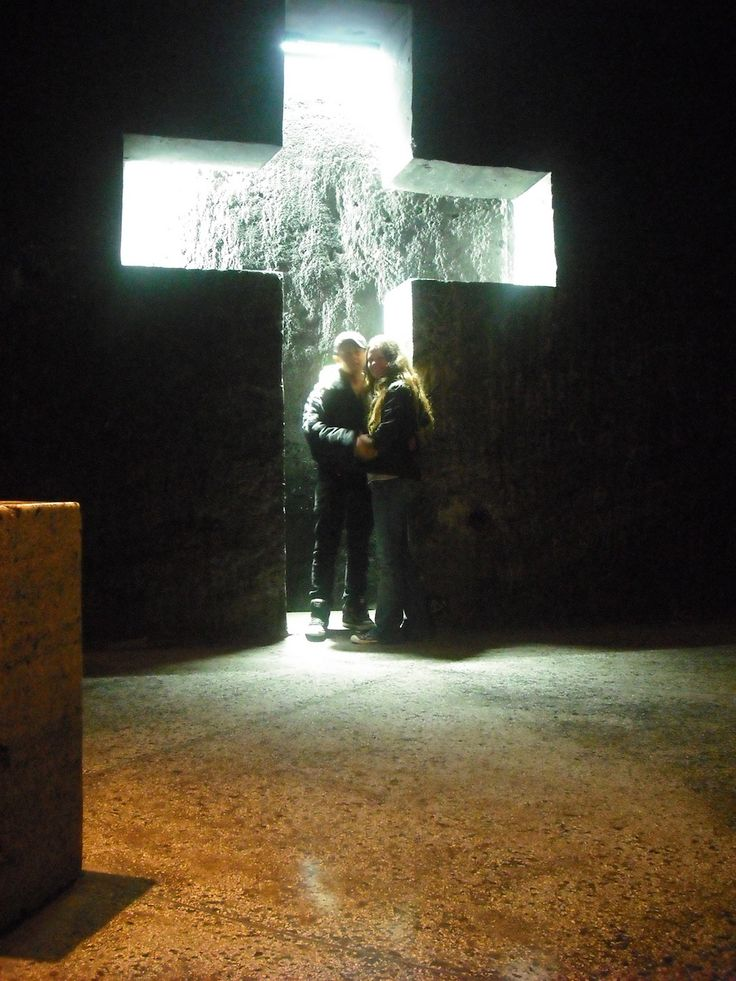 Salt Cathedral of Zipaquirá ► Located near Bogota, Colombia, the salt cathedral has been built inside of an active salt mine. Click to read more about this unique salt mine - http://globalgastros.com/2012/colombia-zipaquira-salt-cathedral/