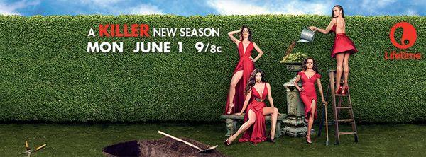 It S Back It S Back Devious Maids Season Three To Begin June 1st Devious Maids Seasons The Town Movie