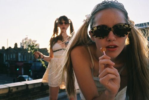 lollipops & tiaras