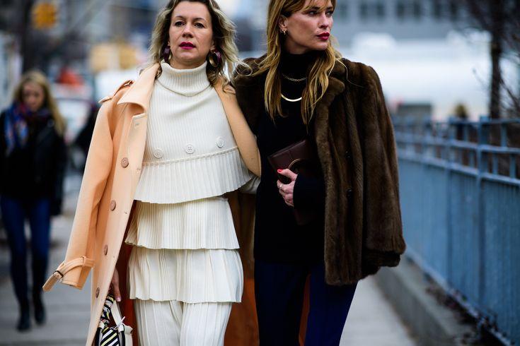Natalie Joos + Erin Wasson | New York City