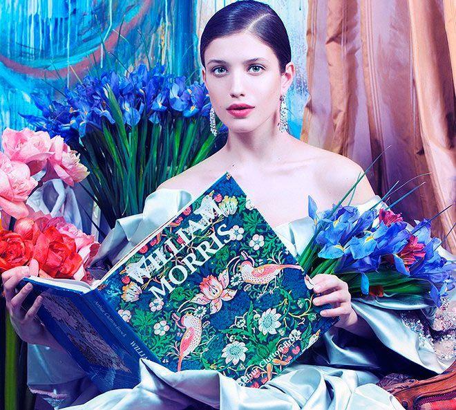 Anna Chipovskaya V Luchshih Fotografiyah Fotografii