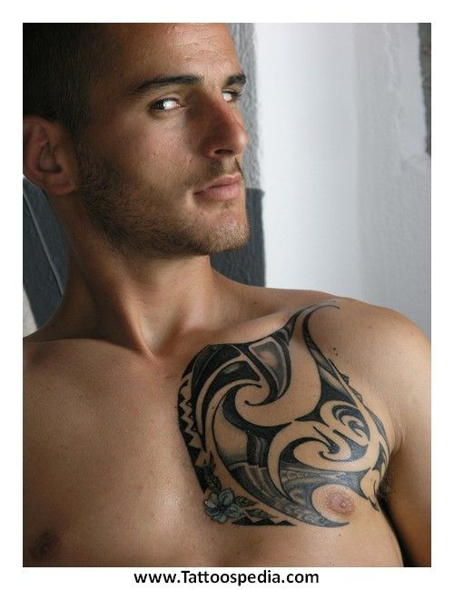 22 Best Images About Small Chest Tattoos For Men On Pinterest
