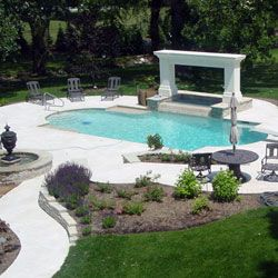 17 best images about dream of a cool backyard on pinterest for Swimming pool financing