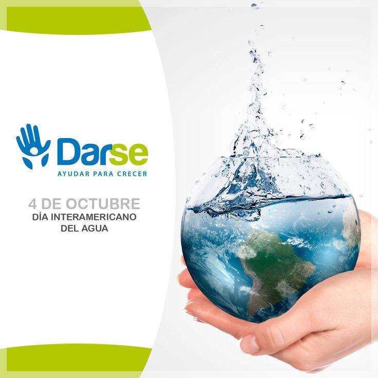 4 de Octubre: Día Interamericano del #Agua