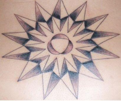 25 best ideas about 3d star tattoo on pinterest star wrist tattoos star tattoos and 3d. Black Bedroom Furniture Sets. Home Design Ideas
