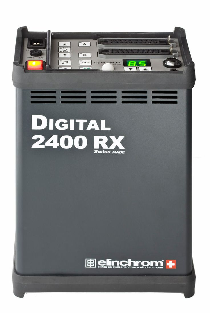 Digital RX 2400 Power Pack The Digital RX series incorporates electronic know-how combined with high manufacturing quality at affordable prices.