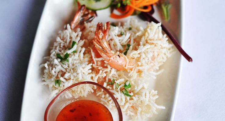Thai Restaurant Food, Food photography for the Royal Outpost