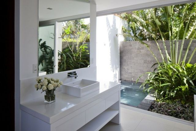 Baño Con Jardin Interior:Villas on Pinterest