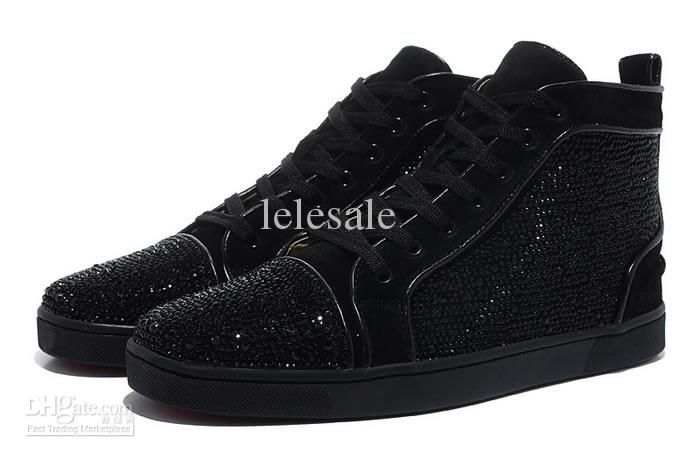 Cheap High Top Sneakers - Best New 2014 Man Causal Shoes High Top Specchio Online with $97.73/Pair | DHgate
