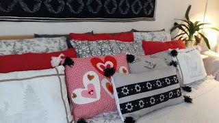 Aranyalma: Karácsonyi párnák  Christmas pillows