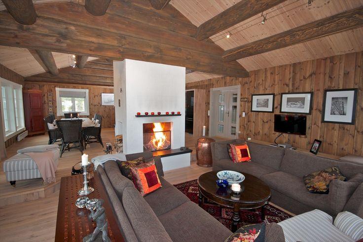 Каркасный дом в Норвегии