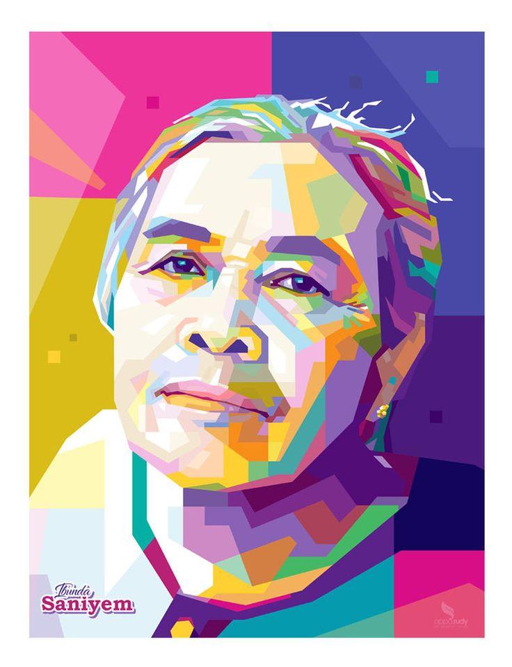 Wedha's Pop Art Portrait