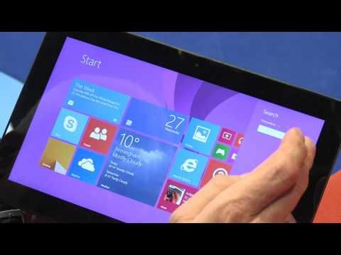 Microsoft Surface Pro 2 Reviewed by The Gadget Show's Jon Bentley | Currys PC World - YouTube