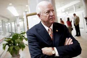 Time to sell out: Ex-Sen. Saxby Chambliss joins huge lobbying firm — but not to lobby, of course
