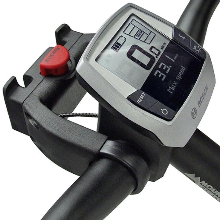 KLICKfix Lenkeradapter E für e-bike Displays