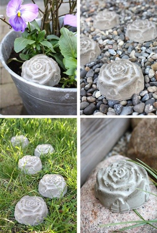 20 best concrete outdoor projects made with shapecrete for Craft cement mix