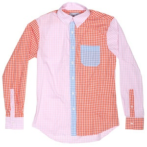 Summer Gingham Mashup Shirt