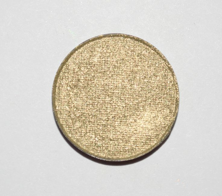 Dazzle, Golden Green Pressed Pigment Eyeshadow, 26 mm pan by FeatherRiverBody on Etsy https://www.etsy.com/listing/262290189/dazzle-golden-green-pressed-pigment