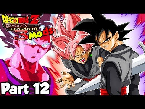 KAIOKEN TIMES 10!! The Revenge Of Goku Black | Dragon Ball Z Budokai Tenkaichi 3 Story Mods http://dragonball.today/2017/09/04/kaioken-times-10-the-revenge-of-goku-black-dragon-ball-z-budokai-tenkaichi-3-story-mods/  The greatest universal battles have returned as warriors assemble from all across the multiverse to come together and battle for the their survival! Join us as we throw down on Dragon Ball Z Budokai Tenkaichi 3 Mods, as we undergo random battles, team battles,