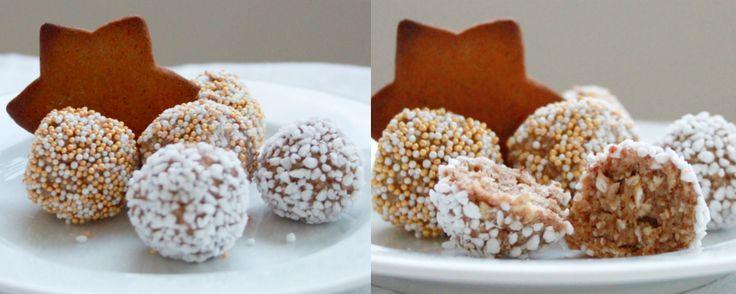 Idag har jag bakat något otroligt enkelt, men mycket gott - nämligen peppakaksbollar. Det är alltså havrebollar med pepparkakssmak. De smakar lite som pepparkaksdeg och tar enbart några minuter att…