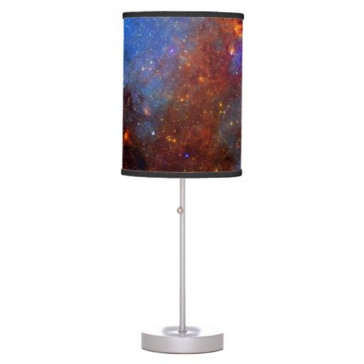 North American Nebula desk lamp
