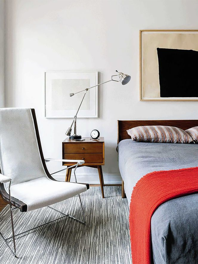 Bedroom - Minimal and beautiful | Modernica Case Study Alpine Bed | http://modernica.net/case-study-alpine-bed.html