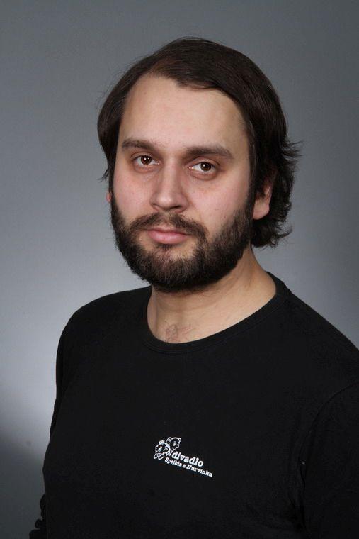 Tomáš Slepánek  - loutkoherec,