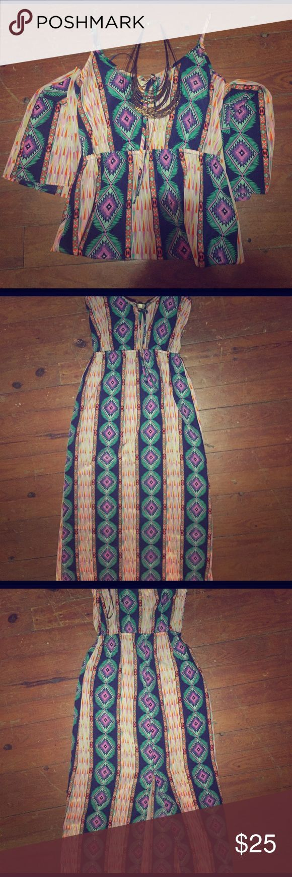 pink rose maxi dress a beautiful maxi dress multicolor spaghetti strap keyhole opening