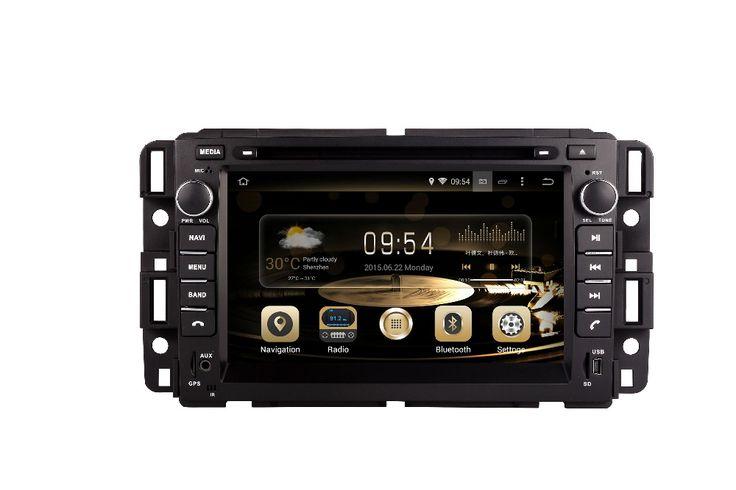 Octa 8Core Android 6.0 Fit GMC Chevrolet Chevy Yukon Sierra Tahoe Acadia Suburban Avalanche Silverado DVD Player Navigation GPS