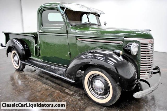 1940 Chevrolet Pickup...Re-pin brought to you by agents at #HouseofInsurance #Eugene, Oregon for #carinsurance.